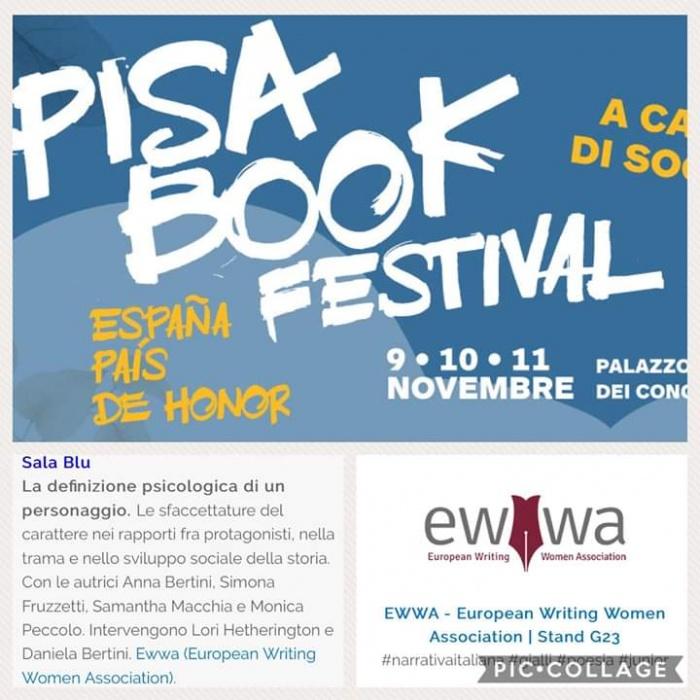 Venerdì 9 novembre prende il via al Palazzo dei Congressi di Pisa la  sedicesima edizione del Pisa Book Festival ... 5cff9fe9c05